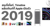 Cover Apple Product 2019 Timeline