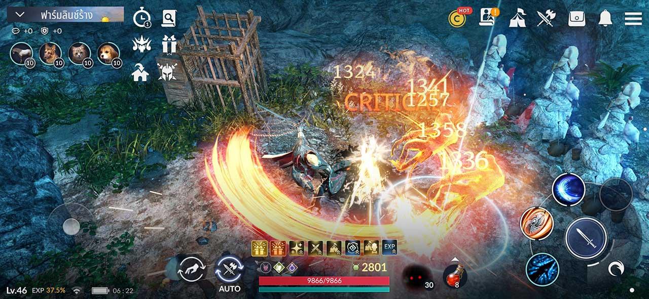 Game Black Desert Mobile 2