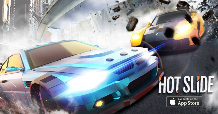 Game Hot Slide Cover