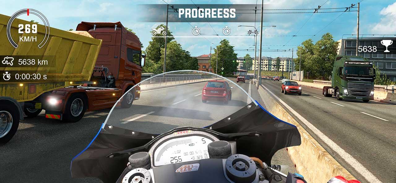 Game Racing Bike 1
