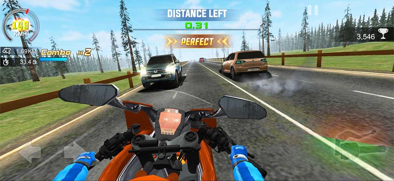 Game Racing Bike 2