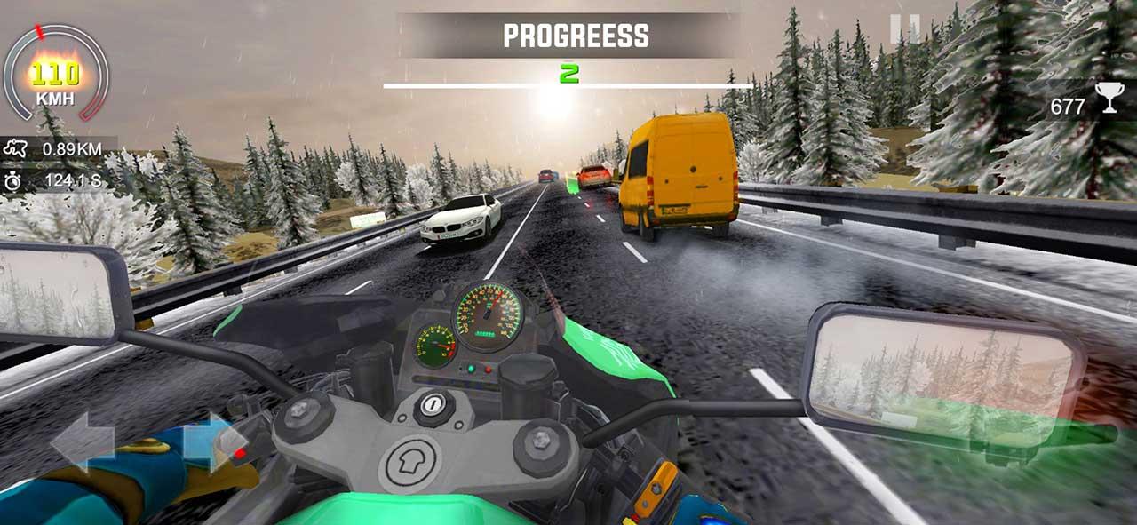 Game Racing Bike 4