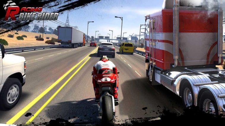Game Racing Bike Cover