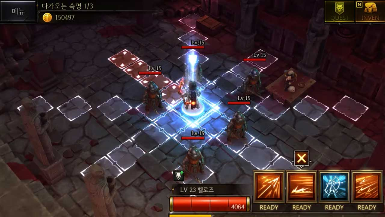 Game Rogue Hearts 6