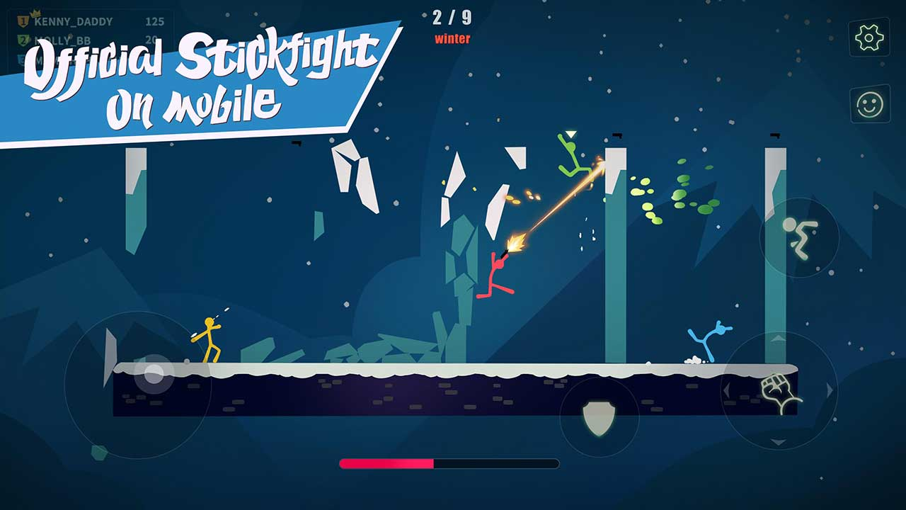 Game Stick Fight 1
