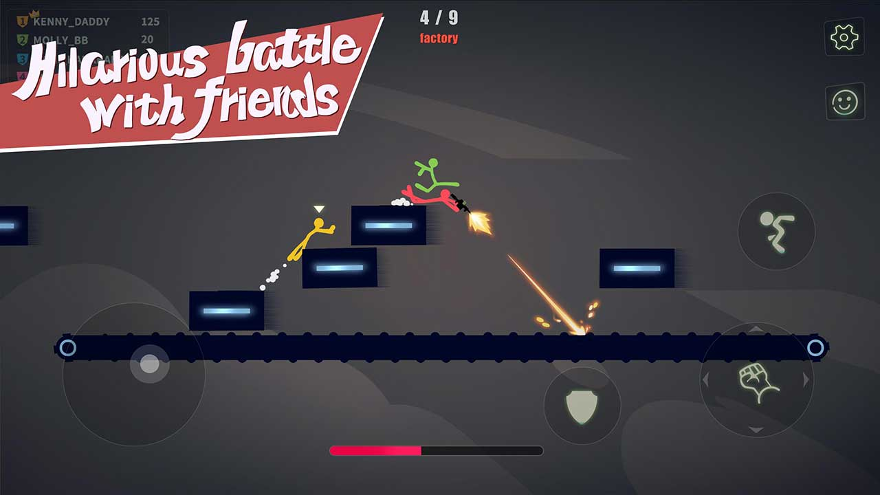 Game Stick Fight 3