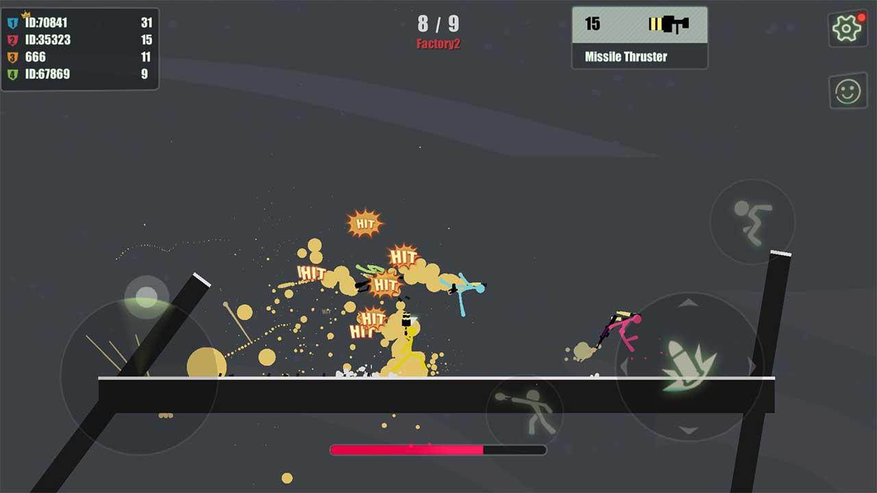 Game Stick Fight 6
