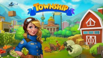 Game Township Cover