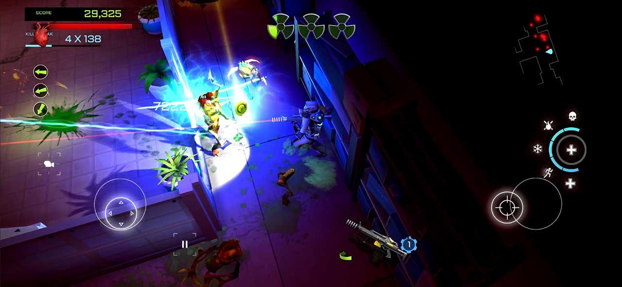 Game Xenowerk 4