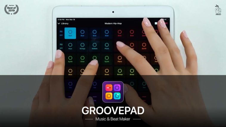 Groovepad Cover