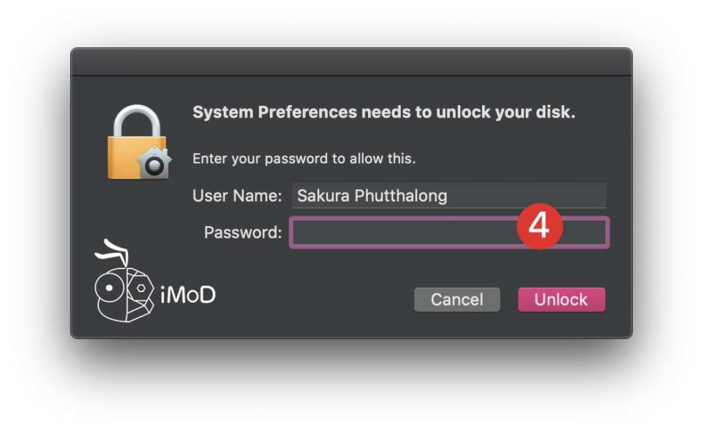 How To Unlock Locked Data In Mac With Apple Watch 4