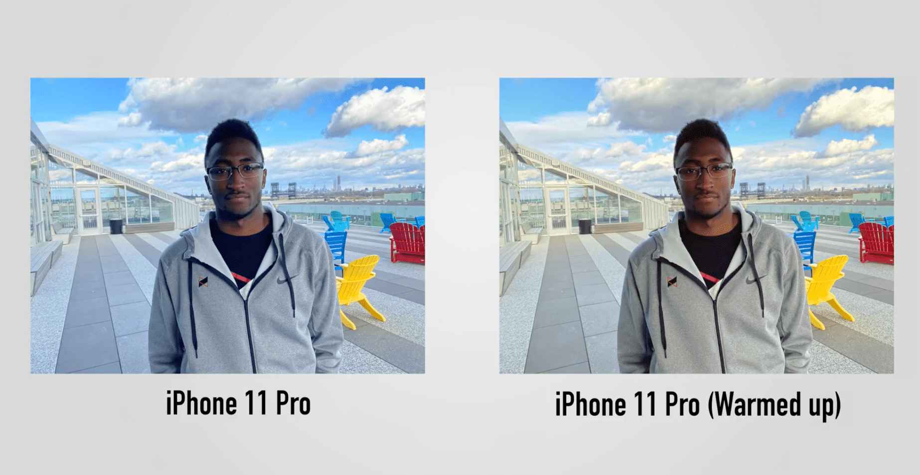 Iphone 11 Pro Knocked Out Of Blind Smartphone Camera Test Img 4