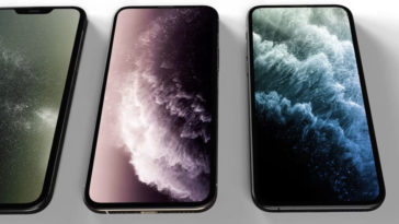 Iphone 2020 No Notch