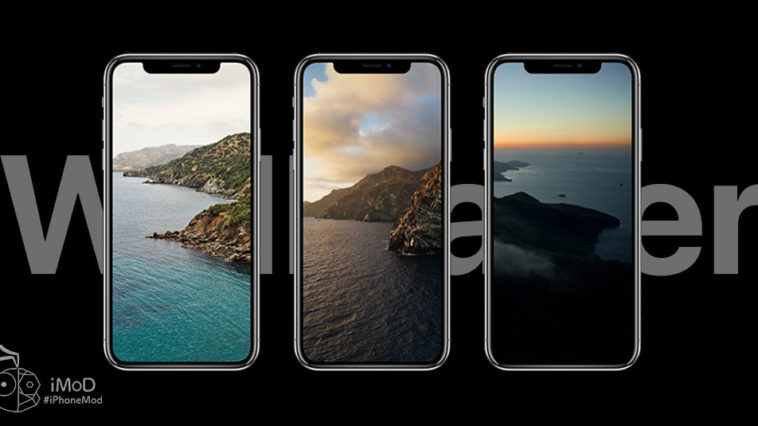Iphone Wallpaper Optimize From Macos Catalina