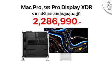 Mac Pro With Pro Display Xdr Maximum Spec Price
