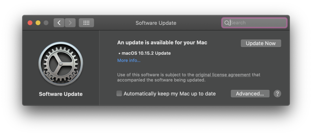 Macos Catalina 10 15 2 Released 1