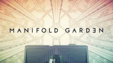 Manifold Garden Apple Arcade Cover