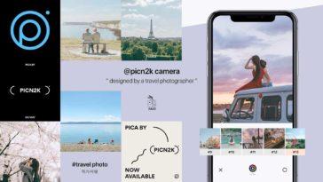 Picn2k Camera App Cover