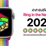 Ring In The New Year 2020 Challenge Apple Watch