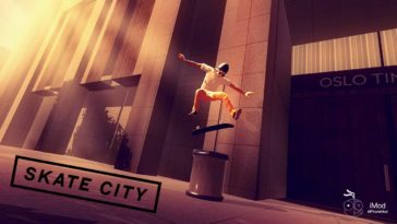 Skate City Apple Arcade Cover