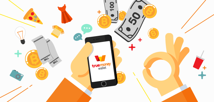 Truemove H Topup Promotion One Baht 5