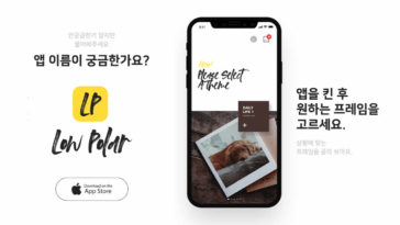 App Low Polar Cover
