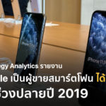Apple No 1 Smartphone Selling Q4 2019 Report