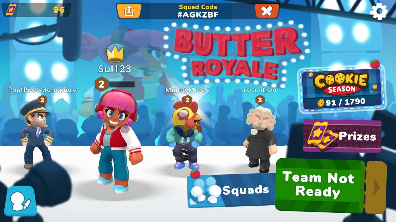 Butter Royale Apple Arcade 3