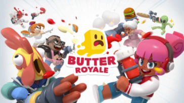 Butter Royale Apple Arcade Cover