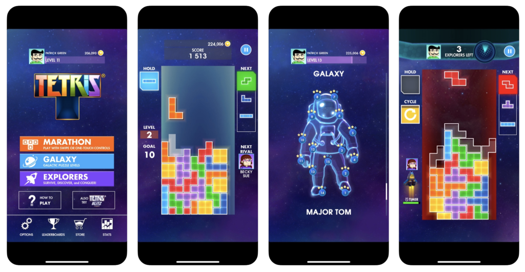 Electronic Arts Stop Support Three Tetris Game 1