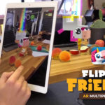 Flippy Friends Fruit Crush Ar Cover