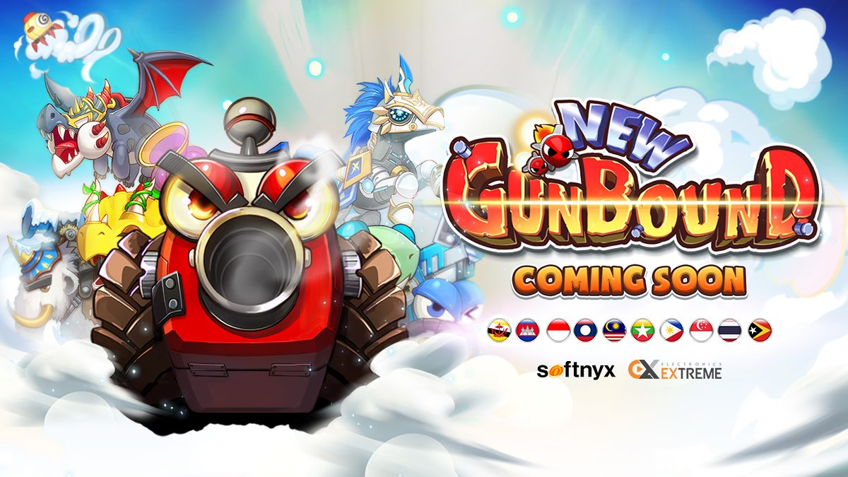 Game New Gunbound Coming Soon