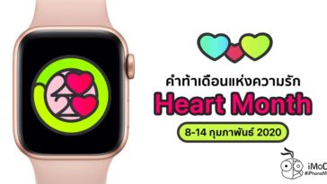 Heart Month Challlenge 2020 Apple Watch Award
