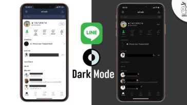 How To Enable Darkmode Line Ios 13