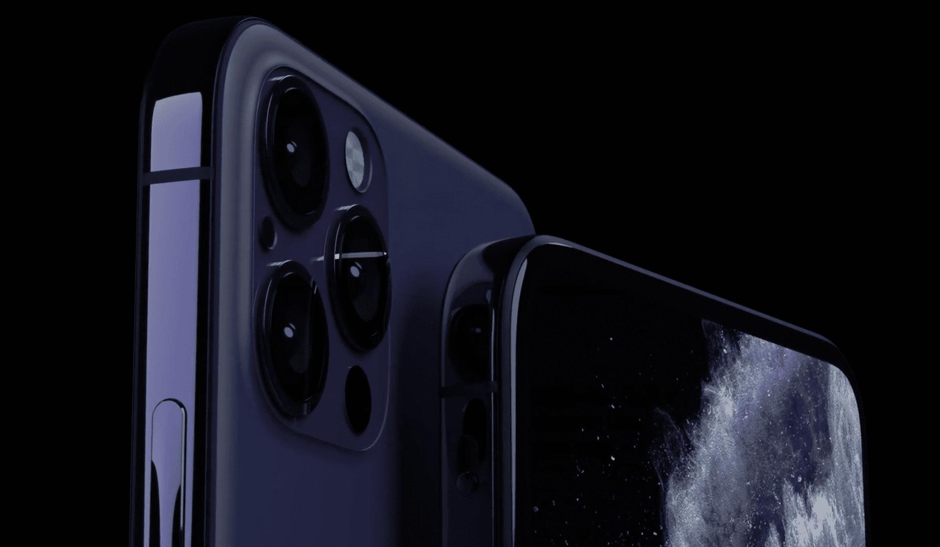 Iphone 12 Navy Blue Render Img 4