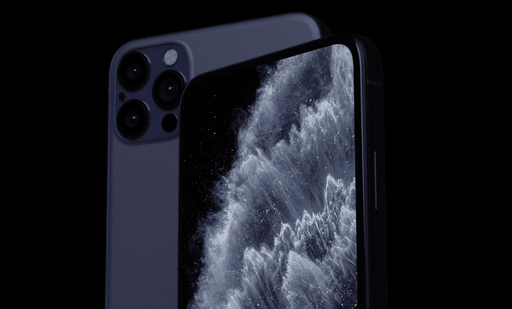 Iphone 12 Navy Blue Render Img 5
