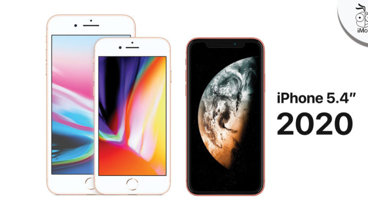 Iphone 2020 5 4 Inch Similar Size Iphone 8 Report