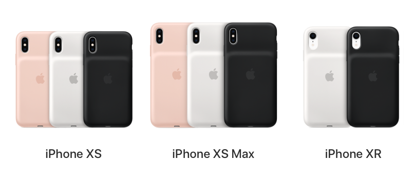 Iphone Xs Xs Max Xr Smart Battery Case Replacement Img 1
