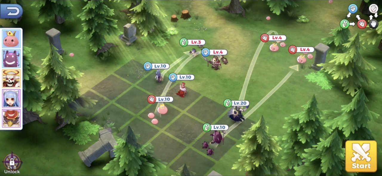 Ragnarok Tactics Content2