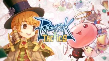 Ragnarok Tactics Cover