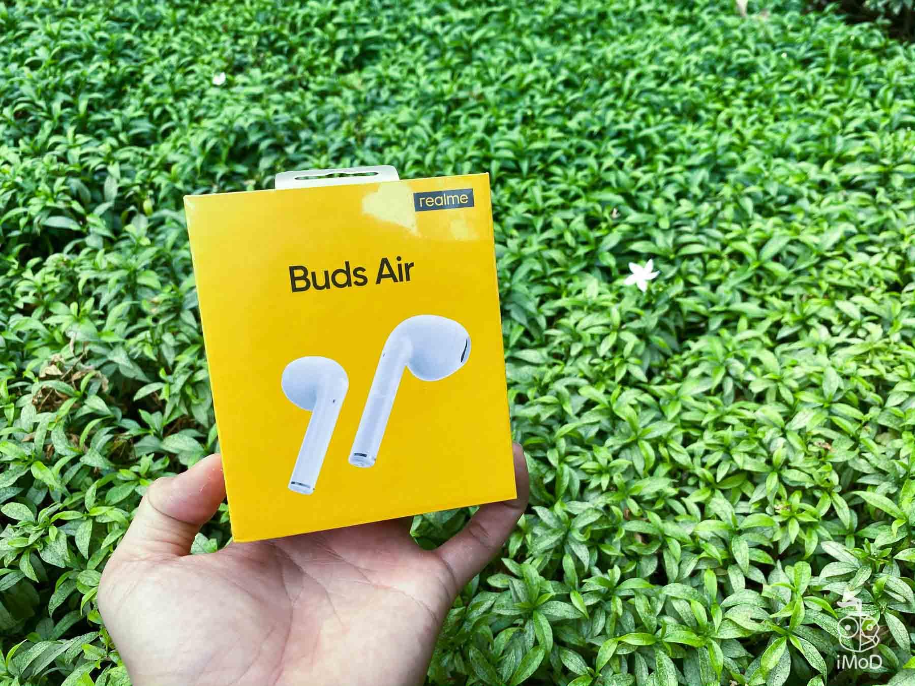 Realme Buds Air รีวิว 0816