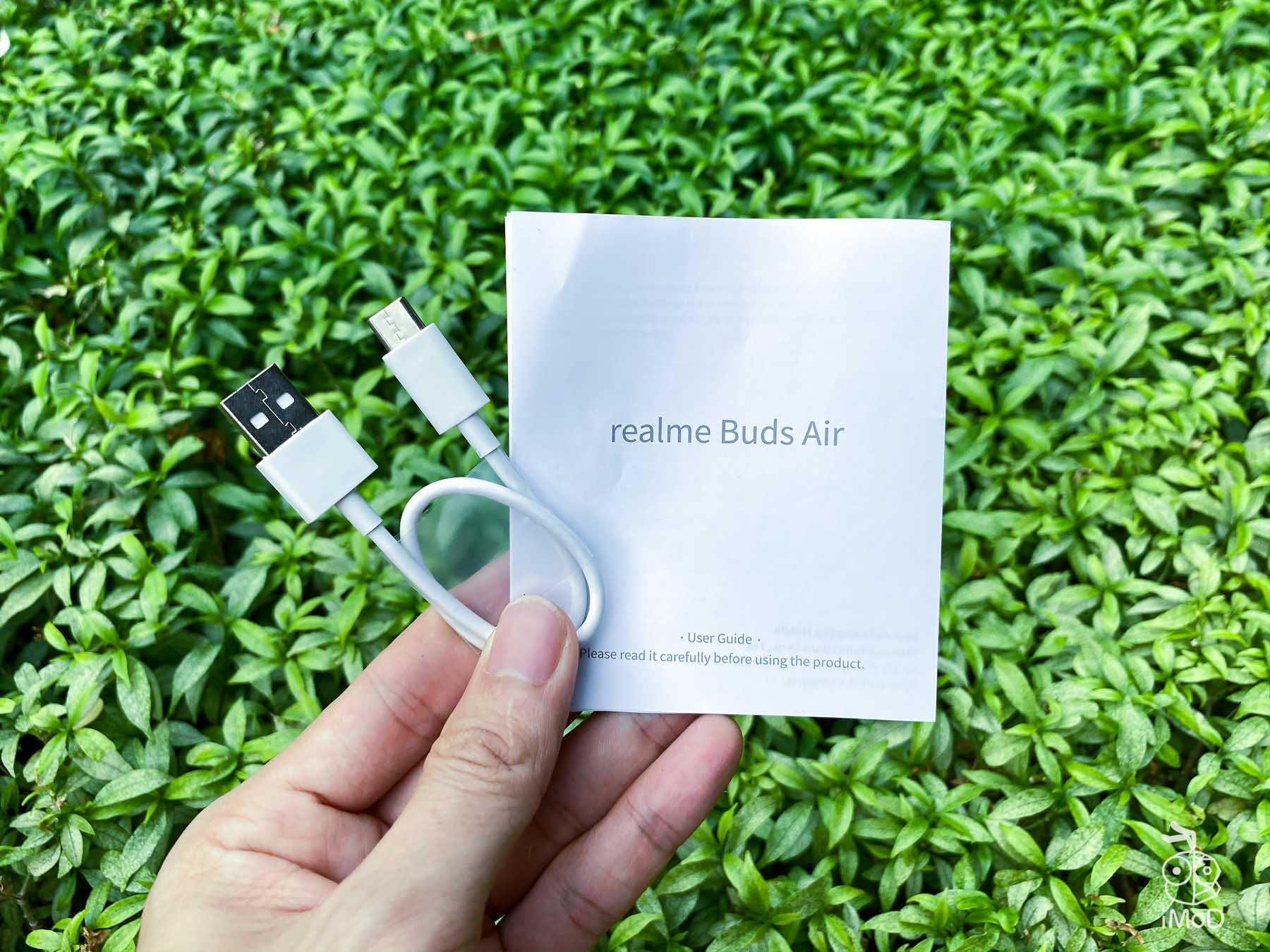 Realme Buds Air รีวิว 0849