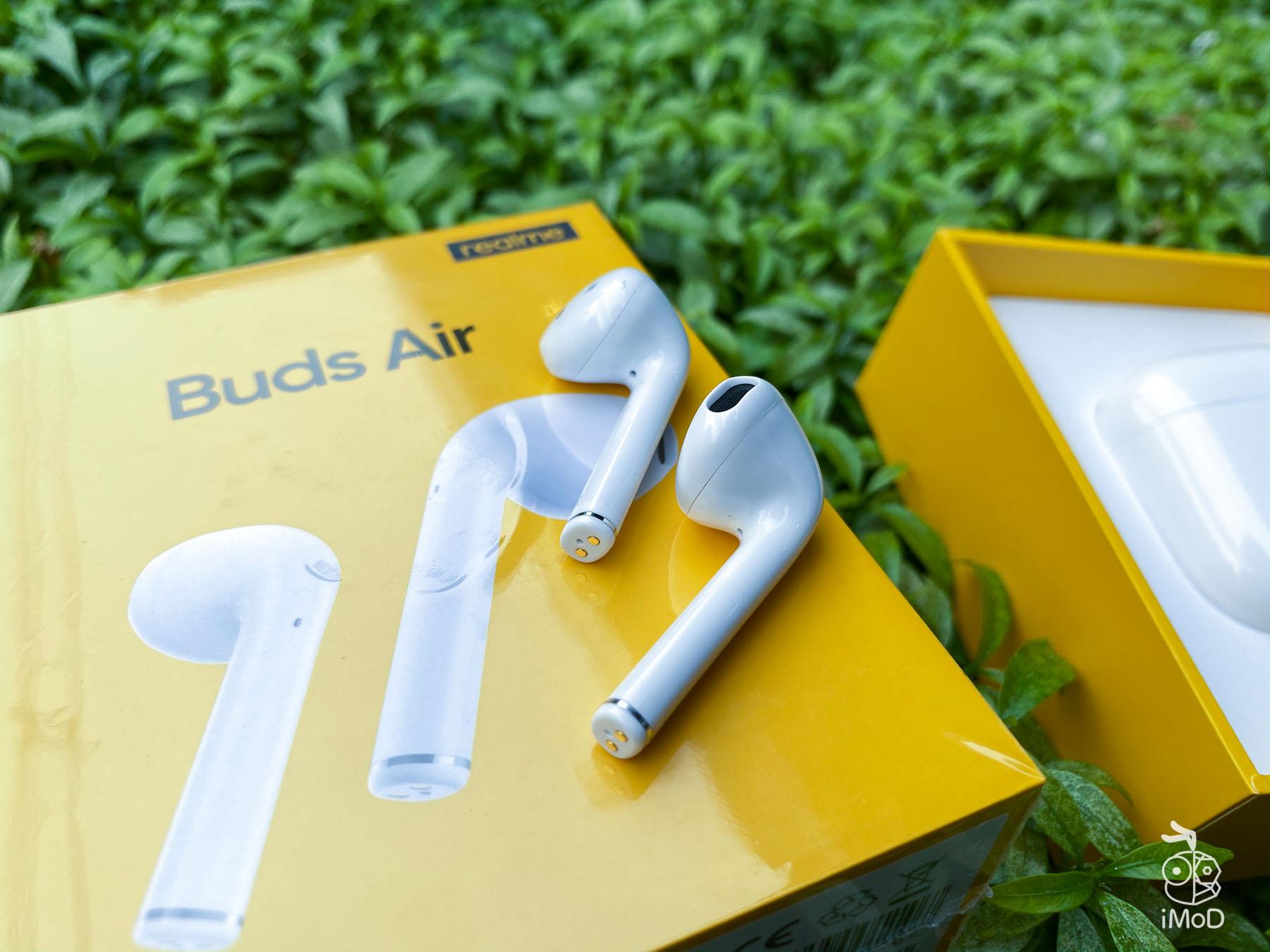 Realme Buds Air รีวิว 0865