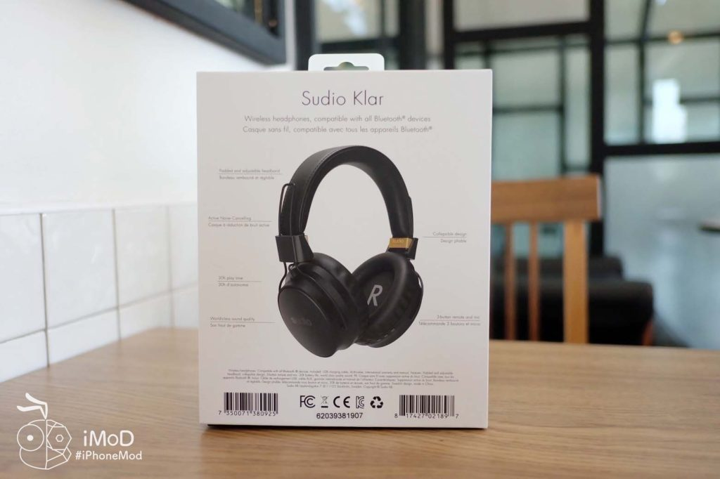 Sudio Klar Wireless Headphone Review 15