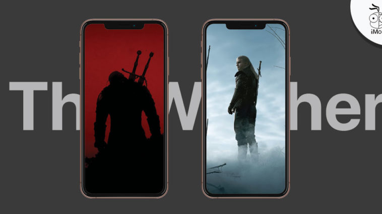 The Witcher Iphone Wallpaper
