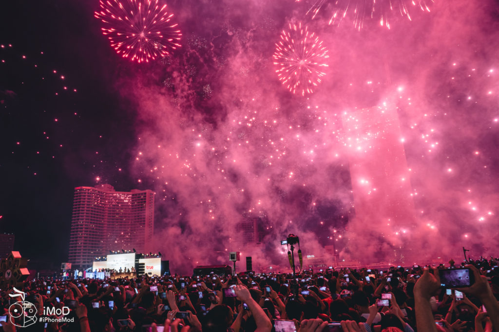 True 5g Amazing Countdown 2020 At Iconsiam 29