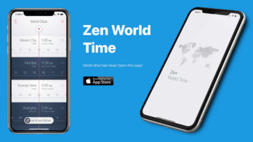 Zen World Time Cover