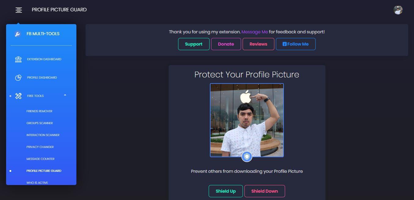 Profile Picture Guard