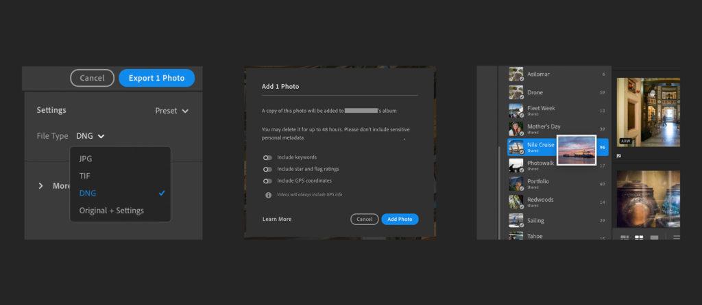 Adobe Lightroom Release Version 5 2 Update Split View Ipad 2