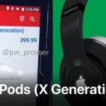 Airpods Gen X Apple Tv Gen X Ipod Touch Gen X Apple Watch Series X Band Database Target